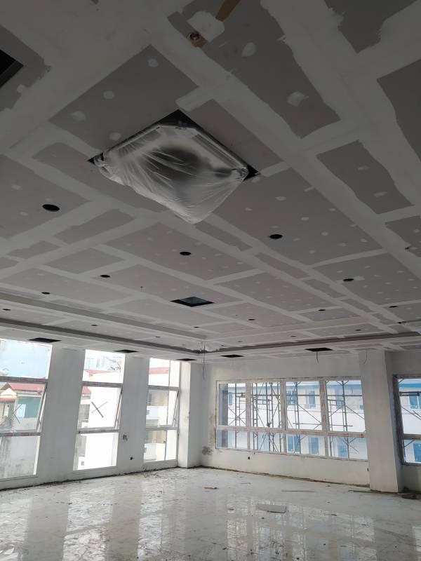 Học viện Ngoại giao, Chùa Láng - Lắp đặt hệ thống điều hoà trung tâm VRF Toshiba