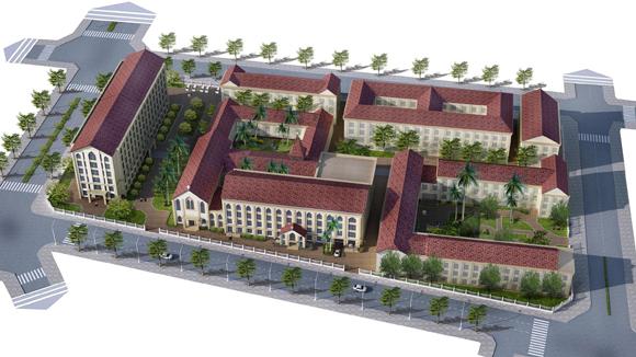 Bệnh viện đa khoa Xanh Pon