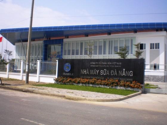 Nhà máy Vinamilk Đà nẵng