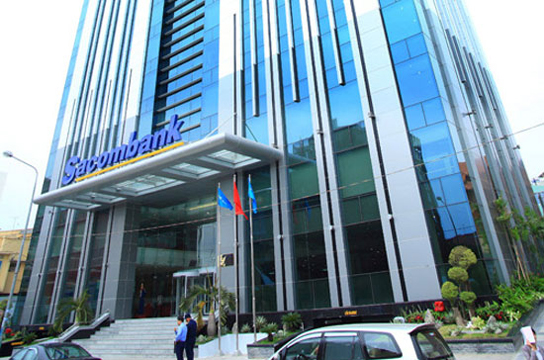 Chi nhánh ngân hàng Sacombank