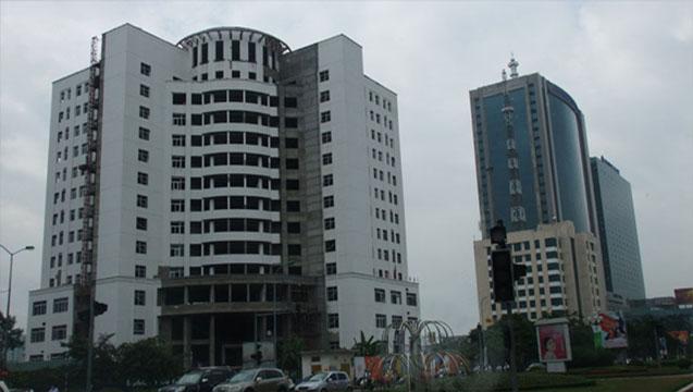 Trụ sở Bộ Khoa học Công nghệ