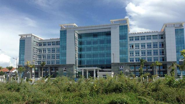 Trung tâm hành chính TP.Huế